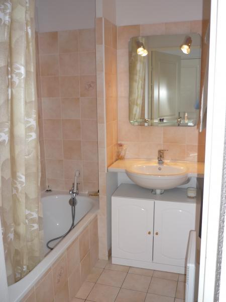 salle de bain Location Appartement 80689 Vars