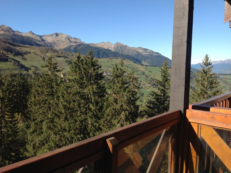 Balcon Location Appartement 80718 Valmorel