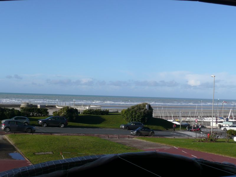Vue du balcon Location Appartement 81592 Le Touquet