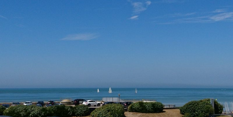 Vue de la terrasse Location Appartement 81592 Le Touquet