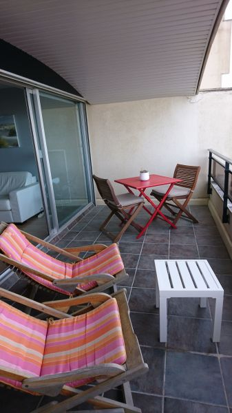Terrasse Location Appartement 81592 Le Touquet