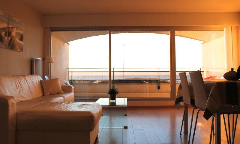 Vue depuis la location Location Appartement 81592 Le Touquet