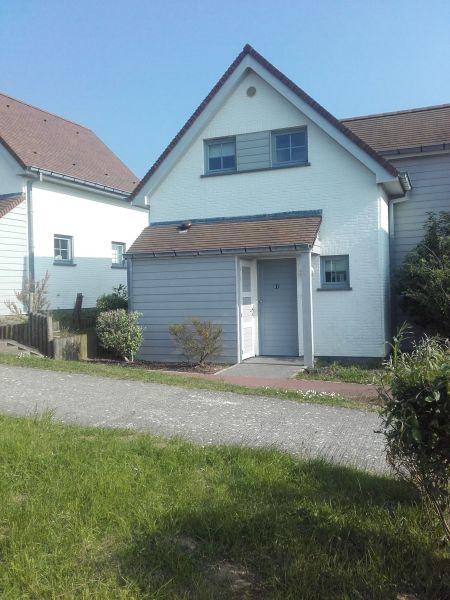 Vue extérieure de la location Location Maison 84712 Hardelot
