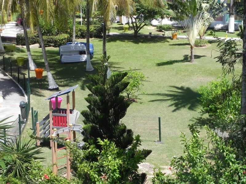 Jardin Location Appartement 86727 Gosier (Guadeloupe)