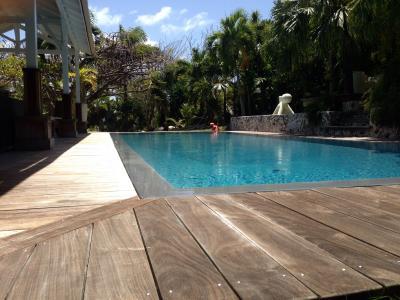 Piscine Location Villa 87446 Sainte Anne (Guadeloupe)
