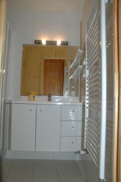Salle d'eau Location Appartement 89990 Alpe d'Huez