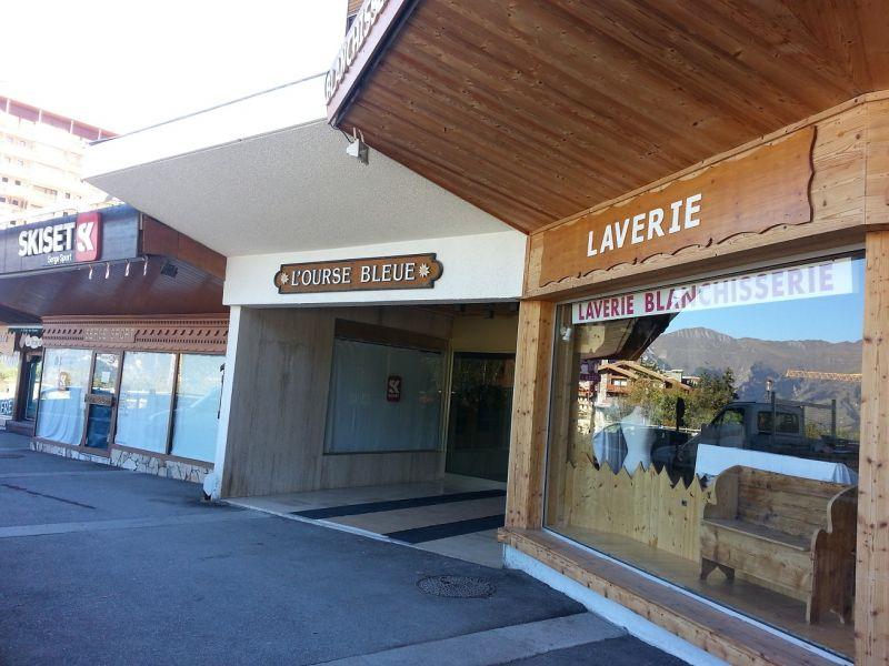 Vue extérieure de la location Location Appartement 90322 Courchevel