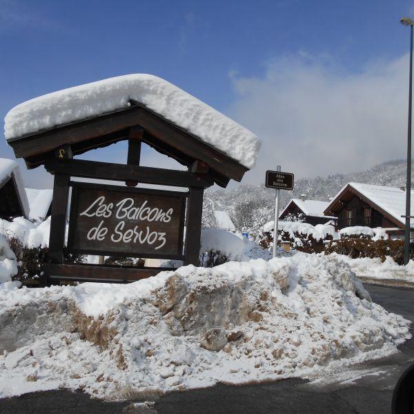 Parking Location Studio 90652 Chamonix Mont-Blanc
