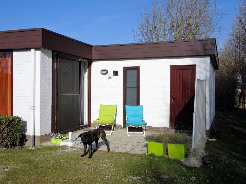 Terrasse Location Bungalow 91436 Middelkerke