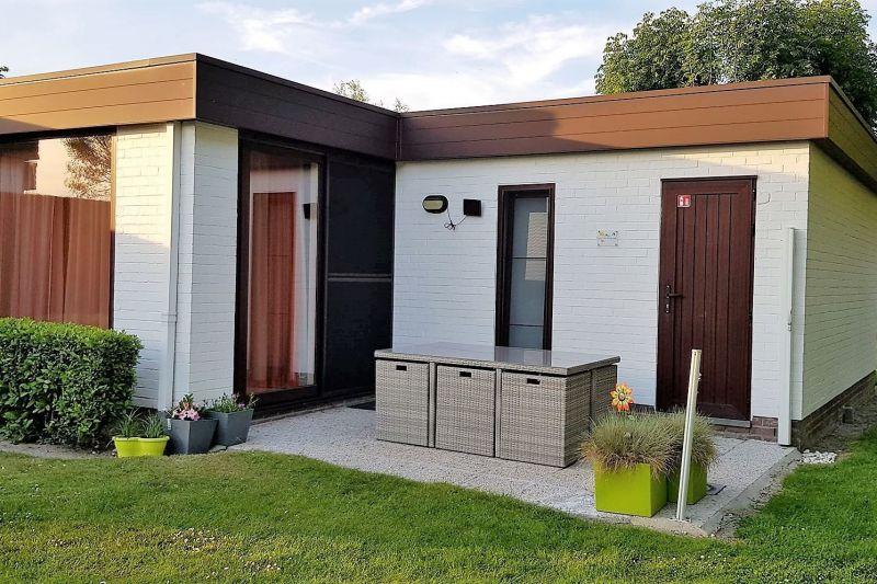 Vue extérieure de la location Location Bungalow 91436 Middelkerke