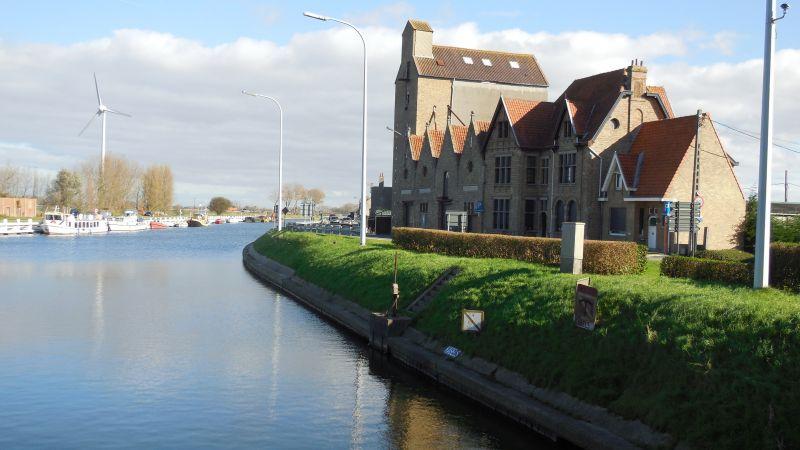 Vue autre Location Bungalow 91436 Middelkerke