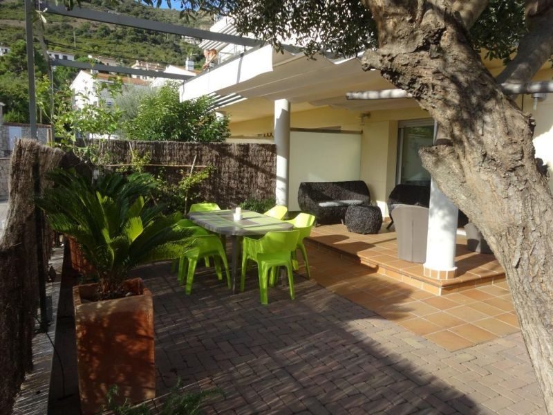 Jardin Location Appartement 92383 Llança