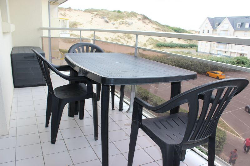 Balcon Location Appartement 93061 Fort Mahon