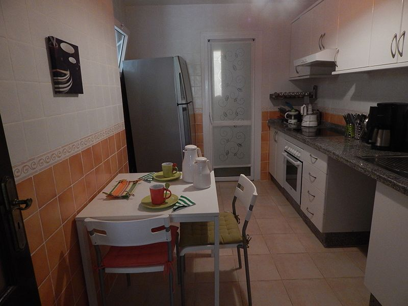 Cuisine indépendante Location Appartement 93202 Saidia