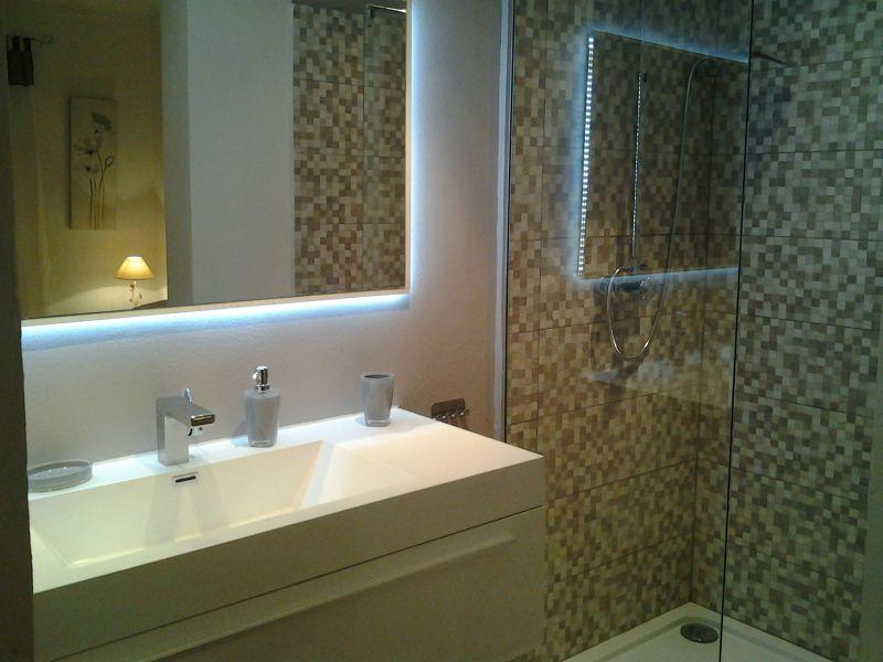 Salle d'eau Location Appartement 93460 Saint Tropez