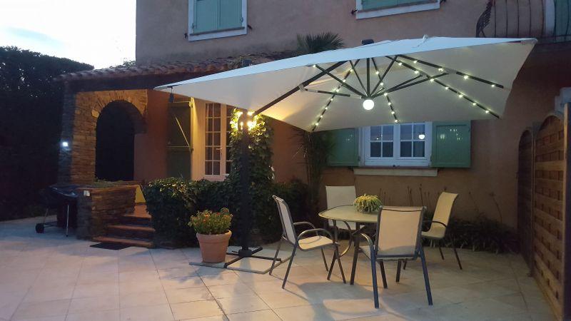 Vue extérieure de la location Location Appartement 93460 Saint Tropez