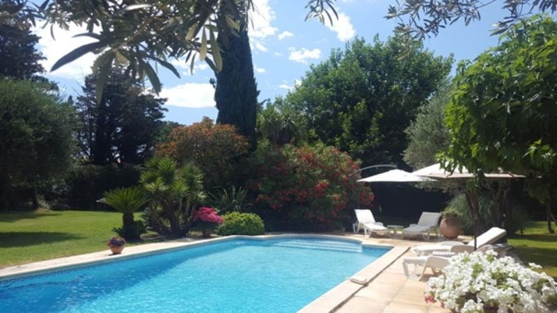 Piscine Location Appartement 93460 Saint Tropez