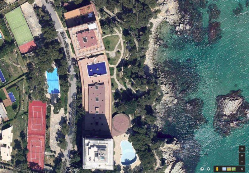 Vue extérieure de la location Location Appartement 94441 Sant Antoni de Calonge