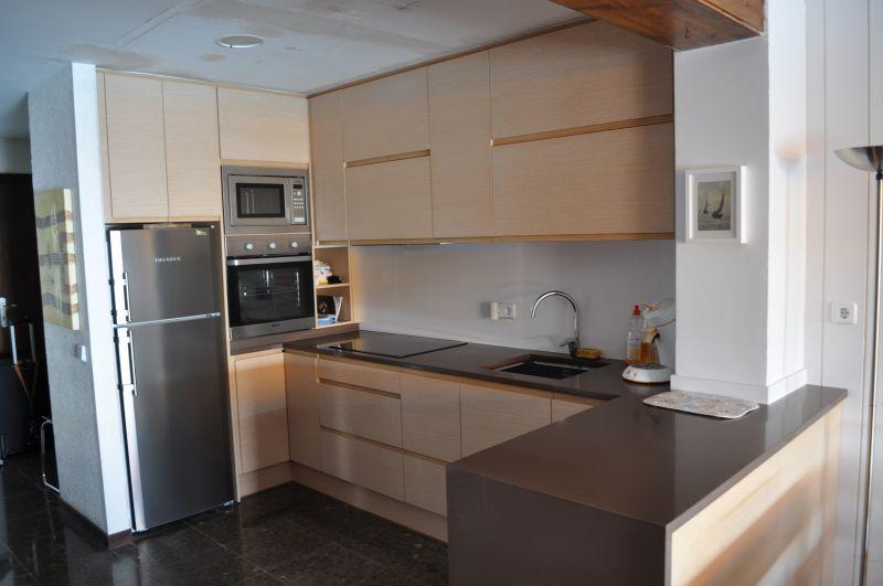 Cuisine américaine Location Appartement 94441 Sant Antoni de Calonge