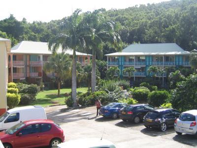 Parking Location Studio 95418 Sainte Anne (Martinique)