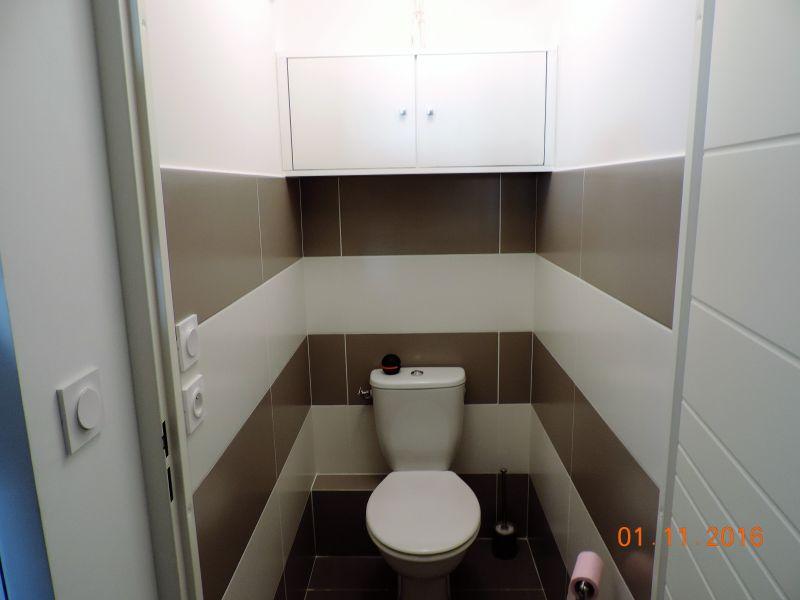 WC séparé Location Appartement 95486 Le Barcares