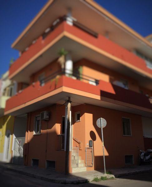 Vue extérieure de la location Location Appartement 102767 Gallipoli