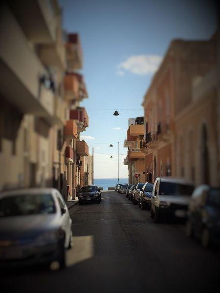 Vue depuis la location Location Appartement 102767 Gallipoli