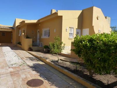 Vue ext�rieure de la location Location Villa 102822 Carvoeiro