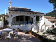 Villa Moraira 6 personnes