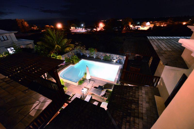 Vue de la terrasse Location Villa 105203 Tamarin