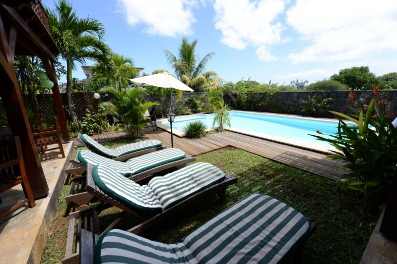 Piscine Location Villa 105203 Tamarin