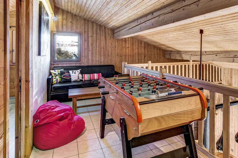 Mezzanine Location Chalet 106041 Le Grand Bornand