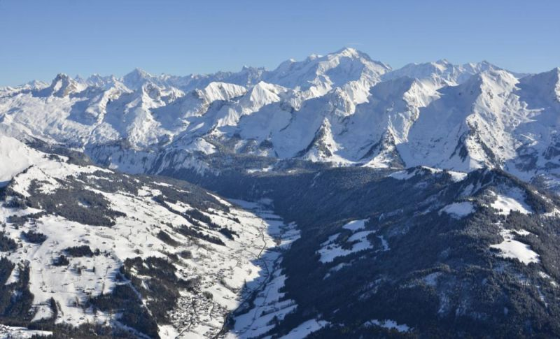 Location Chalet 106041 Le Grand Bornand