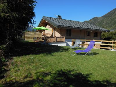 Jardin Location Appartement 107901 Chamonix Mont-Blanc