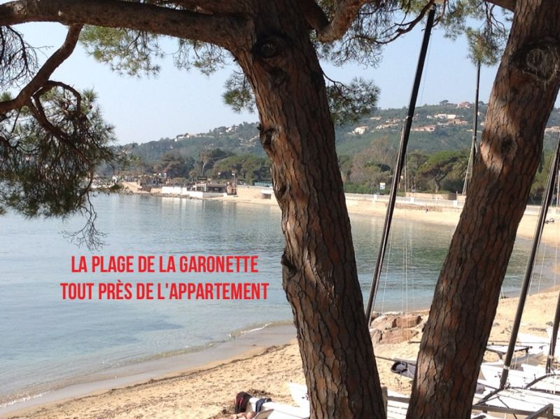 Plage Location Appartement 108738 Les Issambres