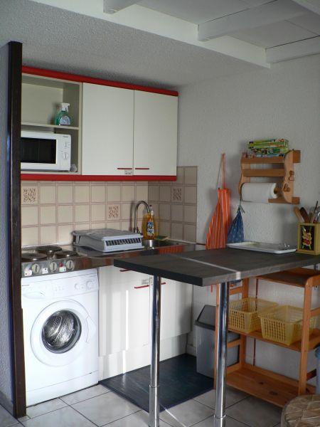 Coin cuisine Location Appartement 108956 Argeles sur Mer
