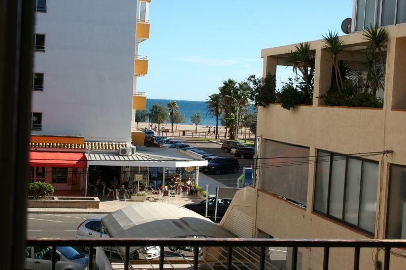 Vue de la terrasse Location Appartement 109954 Rosas