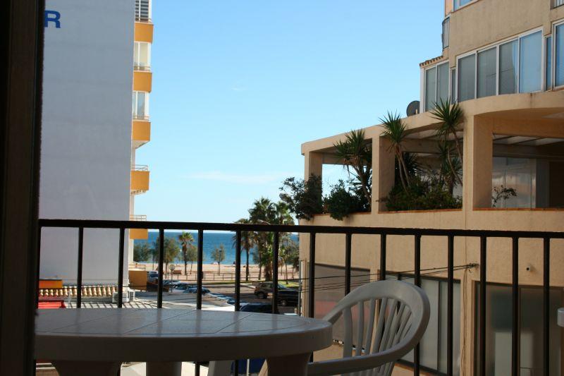 Vue du balcon Location Appartement 109954 Rosas