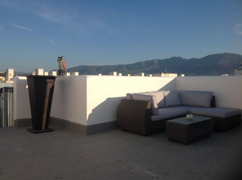 Vue de la terrasse Location Appartement 111498 Rosas