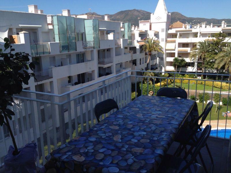 Balcon Location Appartement 111498 Rosas