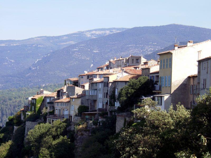 Vue de la terrasse Location Villa 111723 Grasse