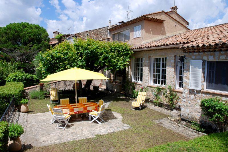 Jardin Location Villa 111723 Grasse