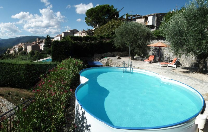 Piscine Location Villa 111723 Grasse