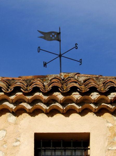 Vue depuis la location Location Villa 111723 Grasse