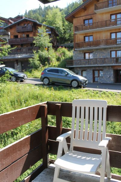 Balcon Location Appartement 112637 La Plagne