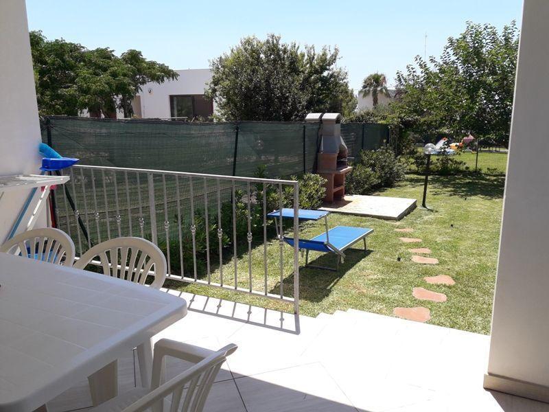 Cuisine d'été Location Appartement 113259 Gallipoli