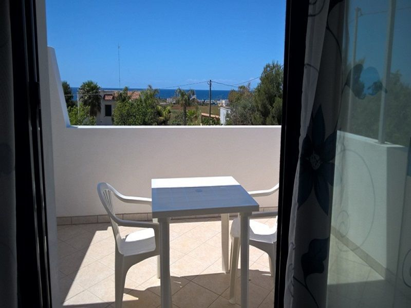 Vue du balcon Location Appartement 113259 Gallipoli