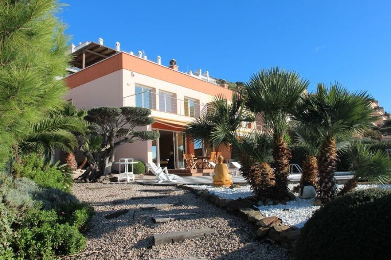 Vue extérieure de la location Location Villa 113445 Rosas