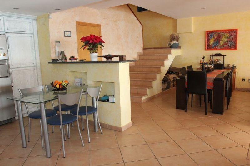 Salle à manger Location Villa 113445 Rosas