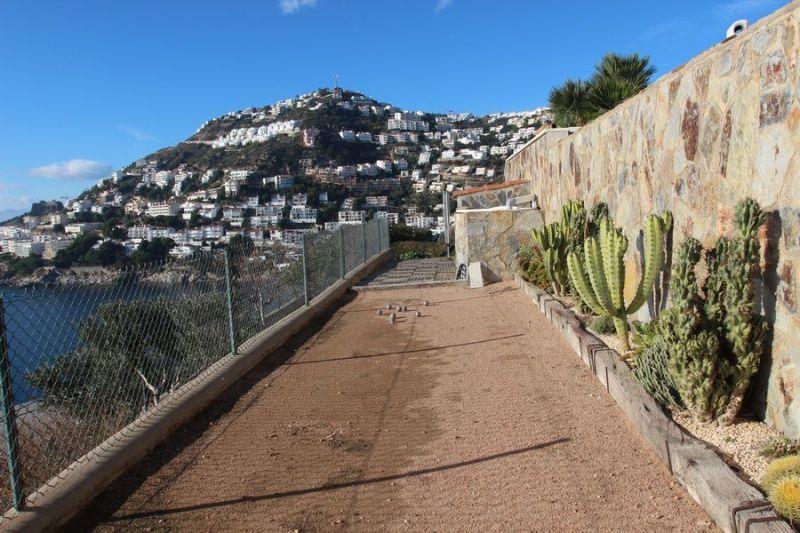 Jardin Location Villa 113445 Rosas